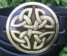 Ремень Holyrus мужской с пряжкой Орнамент Круг