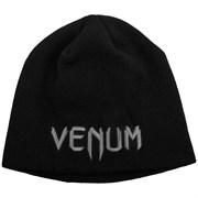 Шапка Venum Classic Beanie - Black/Grey