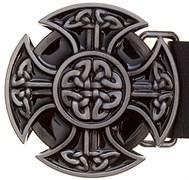 Ремень Holyrus Черный Орнамент