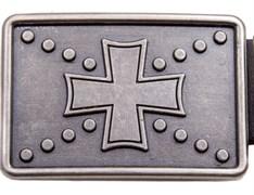 Ремень Holyrus мужской с пряжкой Крест