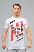 M-1 Mix Fight белая